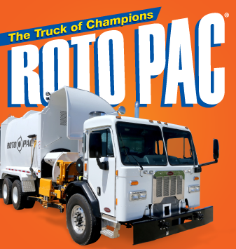 The Truck of Champions | Roto Pac Garbage Truck