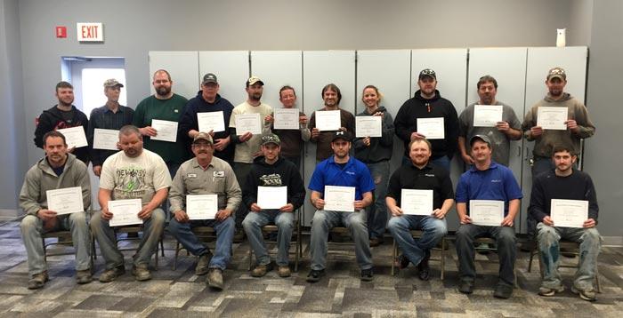 Leadership Training Program Strengthens Workforce