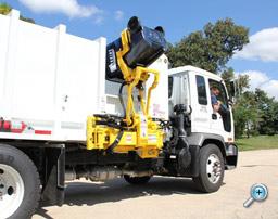 Mamba Strikes With Automated Arm New Way 174 Trucks