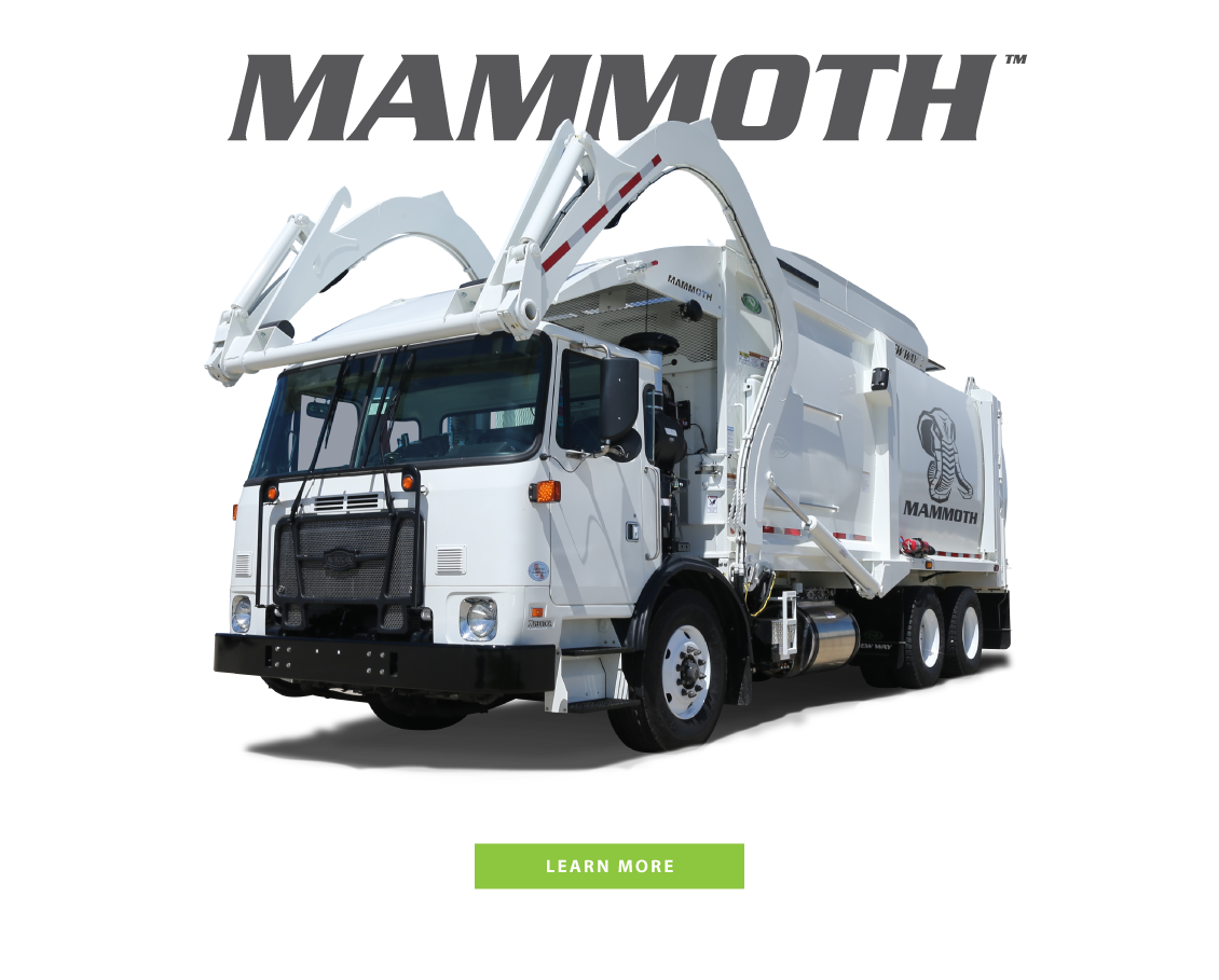 Mammoth Front Loader