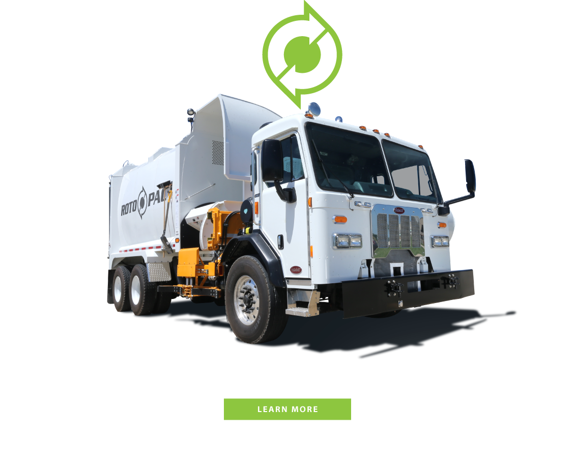 ROTO PAC MSW and Organics Automated Side Loader