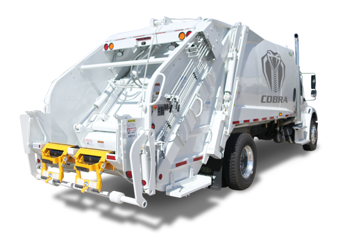 Cobra Rear Loader Refuse Truck