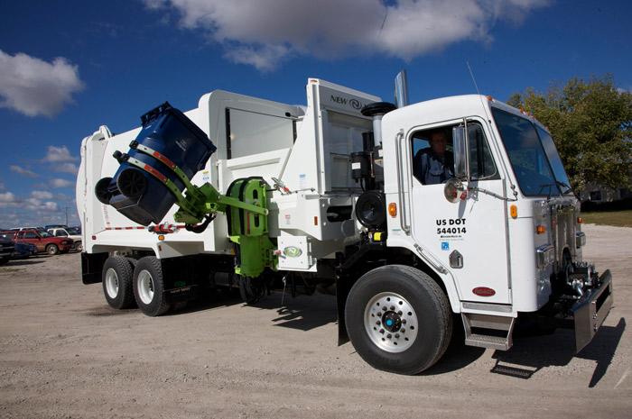 Sidewinder Xtr Automated Side Loader New Way 174 Trucks