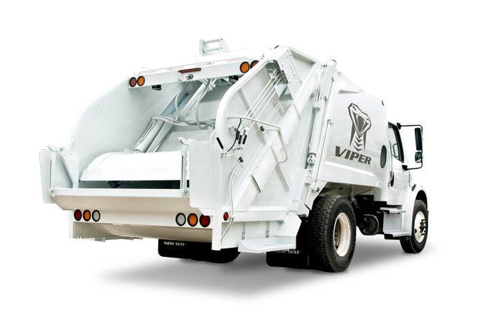 Viper Rear Loader Refuse Truck
