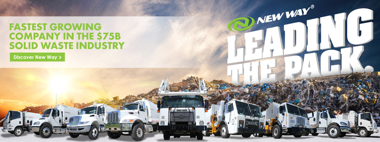 Fastest Growing Company in the $75B Solid Waste Industry
