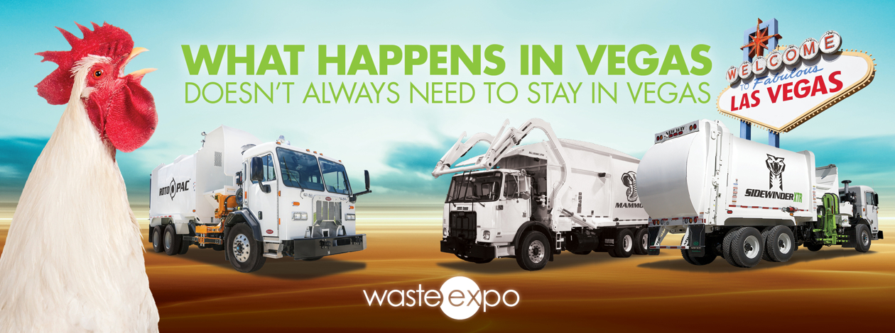 Waste Expo 2016: What happens in Vegas doesn't always need to stay in Vegas