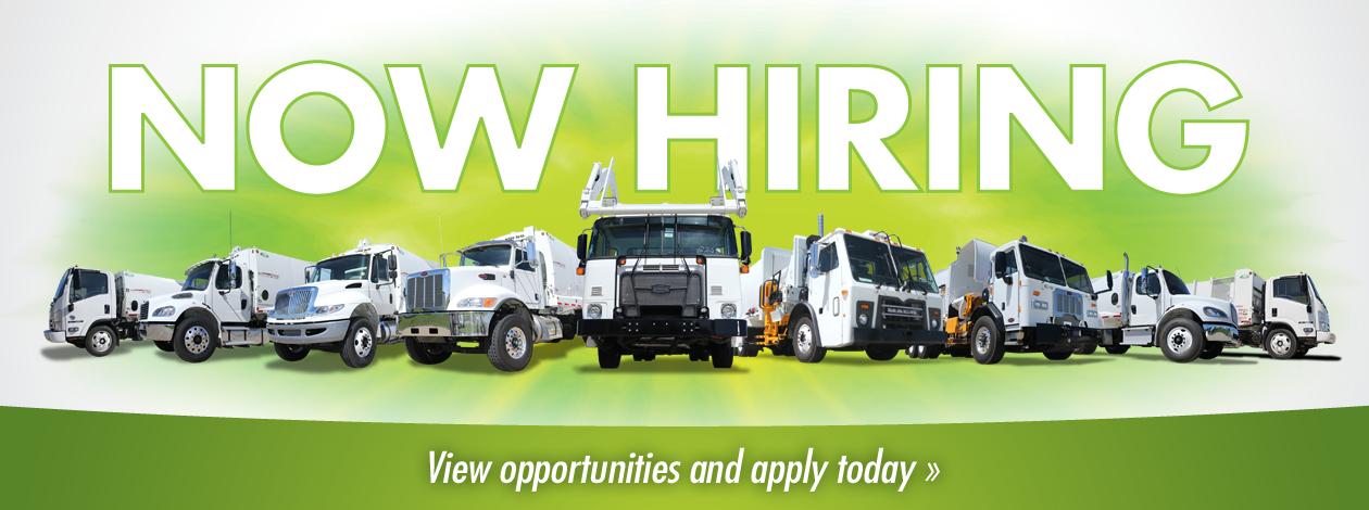 New Way Trucks is now hiring