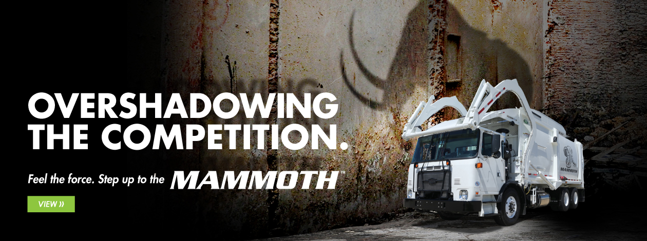 The New Way Mammoth overshadows the competition