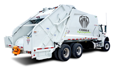 Cobra HC Rear Loader Refuse Truck