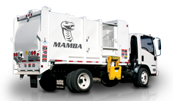 Mamba satellite side loader