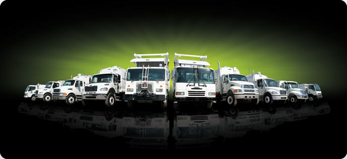 New Way Truck Lineup